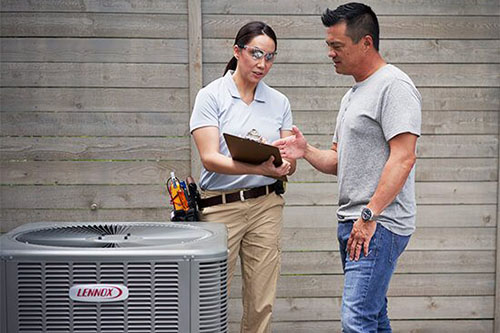 Conroe-Texas-air-conditioner-maintenance